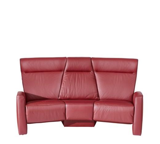 longlife leder trapezsofa rot sofas polsterm bel wohnzimmer produkte. Black Bedroom Furniture Sets. Home Design Ideas