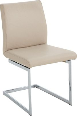 stuhl leder beige m belideen. Black Bedroom Furniture Sets. Home Design Ideas