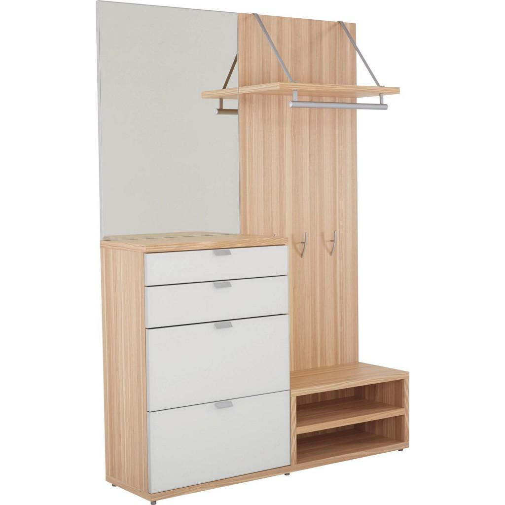 garderobe hutablage metall preisvergleich die besten angebote online kaufen. Black Bedroom Furniture Sets. Home Design Ideas