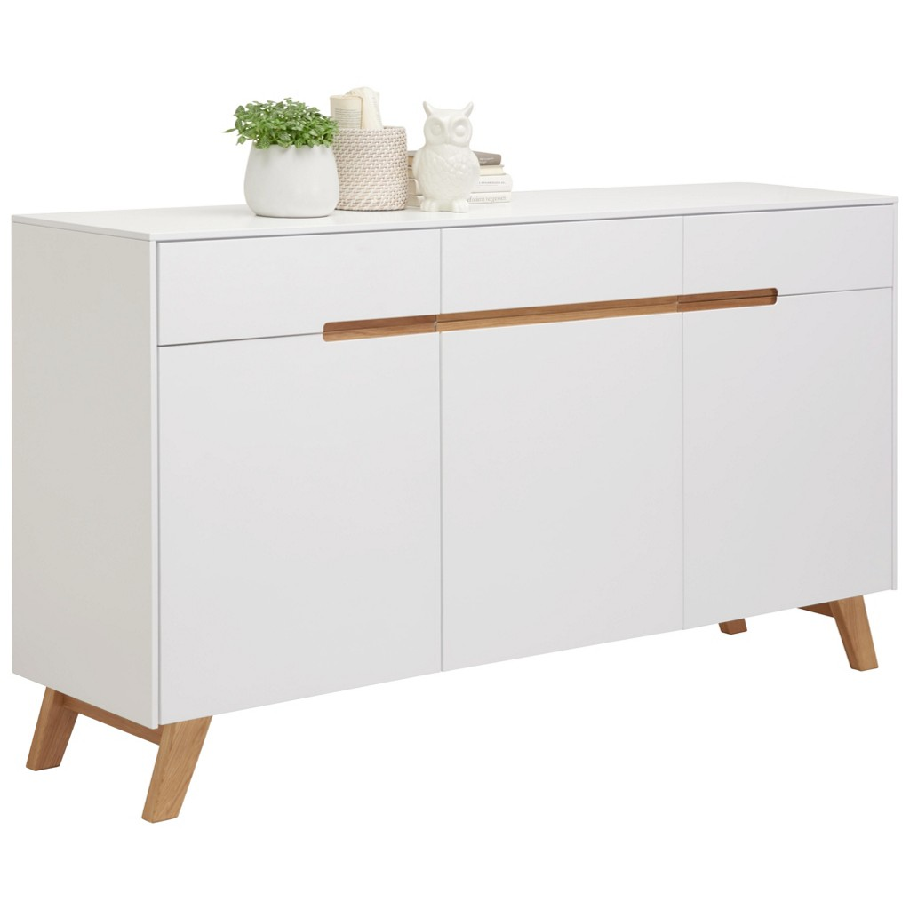 sideboard wei preisvergleich die besten angebote online. Black Bedroom Furniture Sets. Home Design Ideas