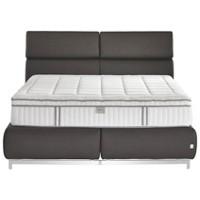 joop boxspringbett in anthrazit jetzt direkt online kaufen. Black Bedroom Furniture Sets. Home Design Ideas