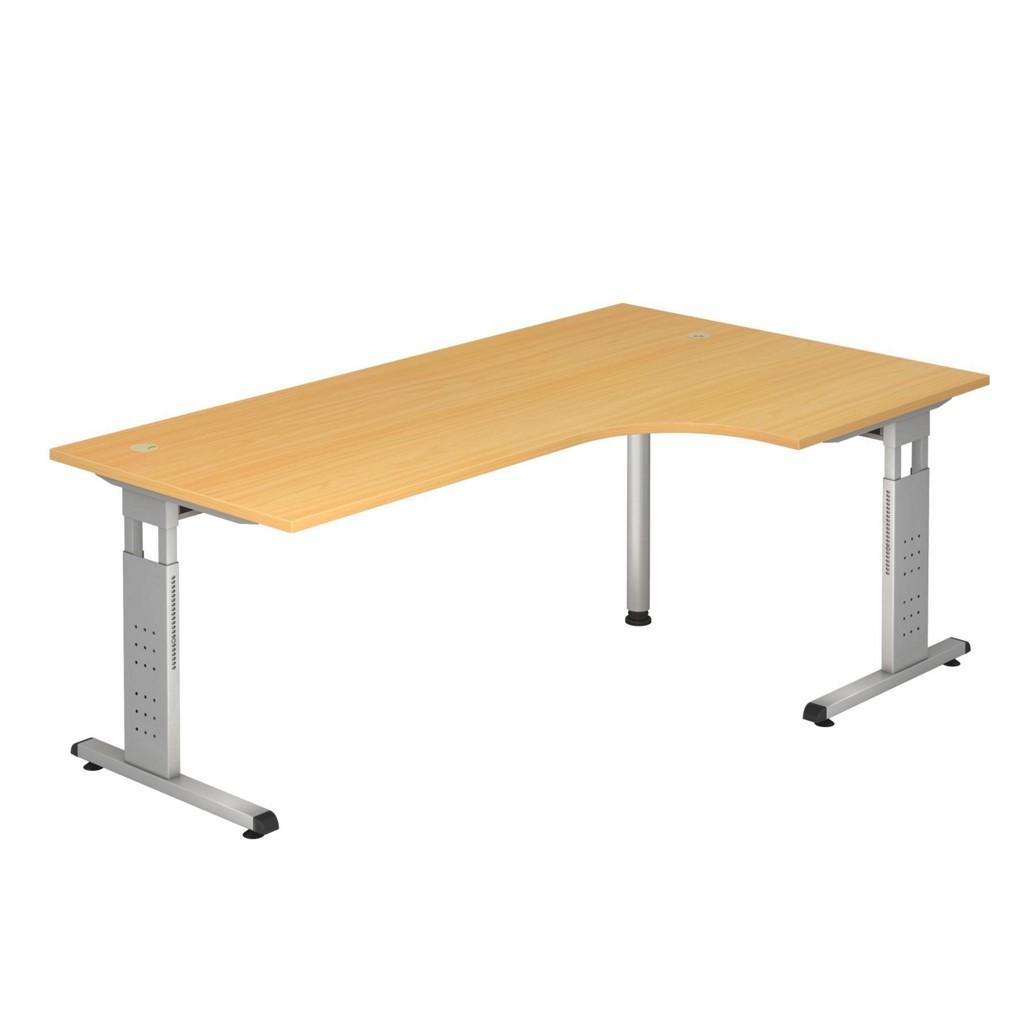 Schreibtisch 120 cm kirsche preis vergleich 2016 for Schreibtisch buchefarben