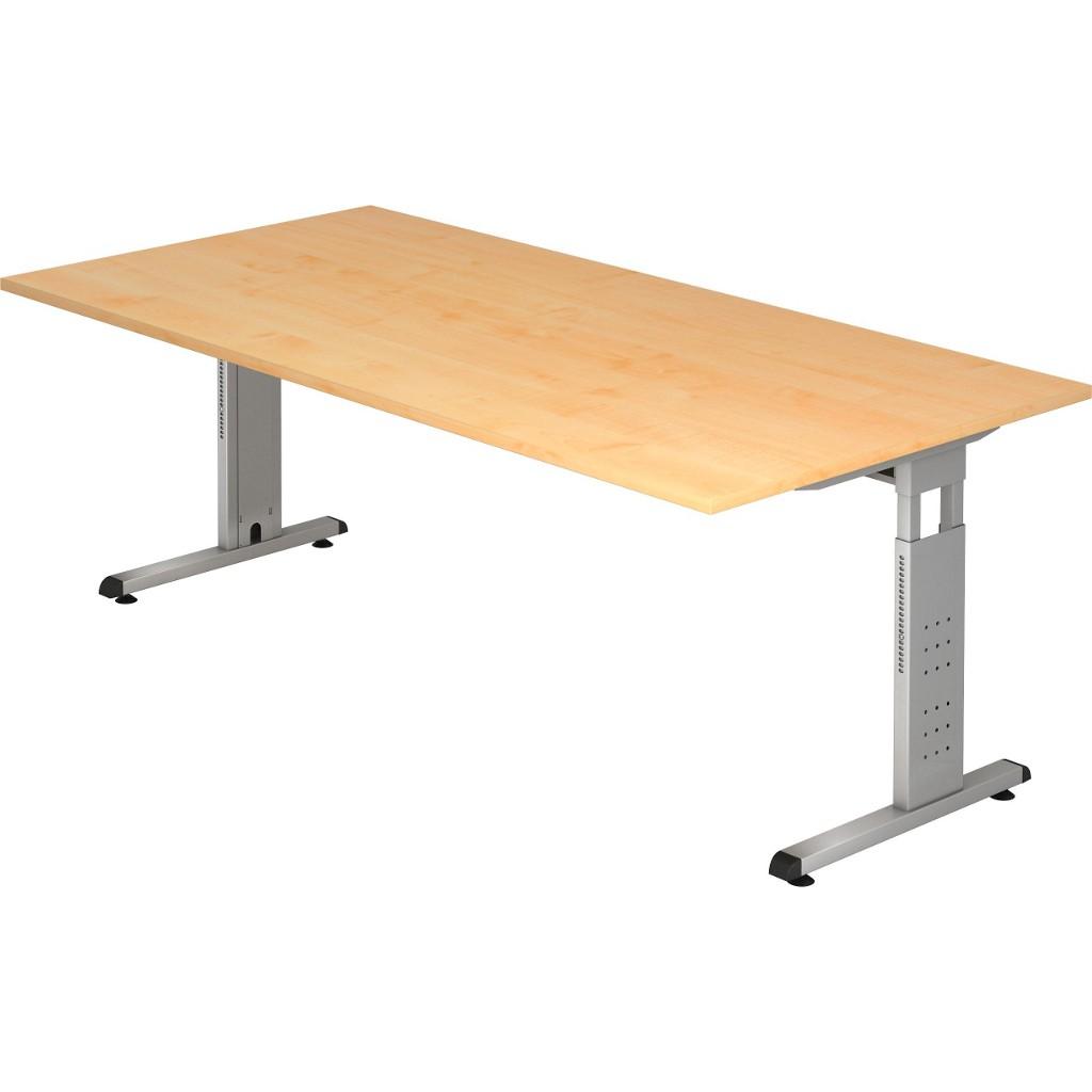 Schreibtisch glas schwarz preisvergleich die besten for Schreibtisch 90 breit