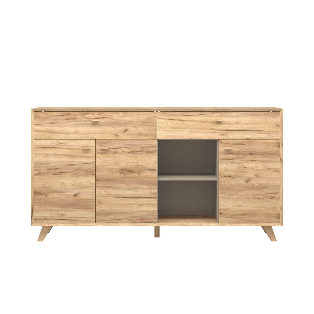 SIDEBOARD in Eichefarben