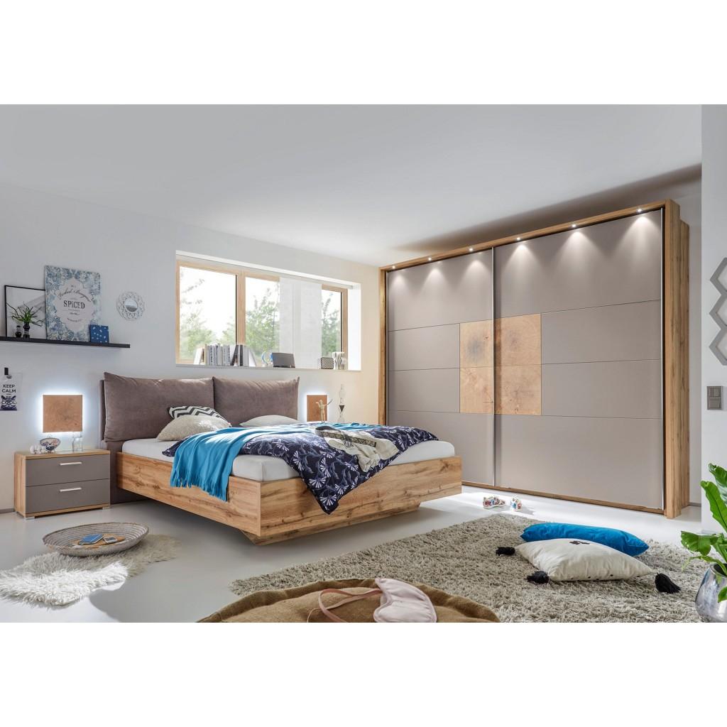 Schlafzimmer massiv grau preisvergleich • die besten angebote ...
