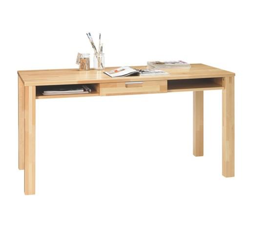Schreibtisch online kaufen xxxlshop for Buchenholz schreibtisch