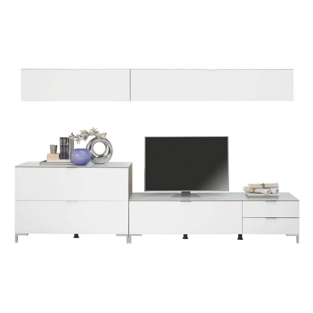 Wohnzimmermöbel Angebote: Wohnwand Glanz Preisvergleich • Die Besten Angebote Online