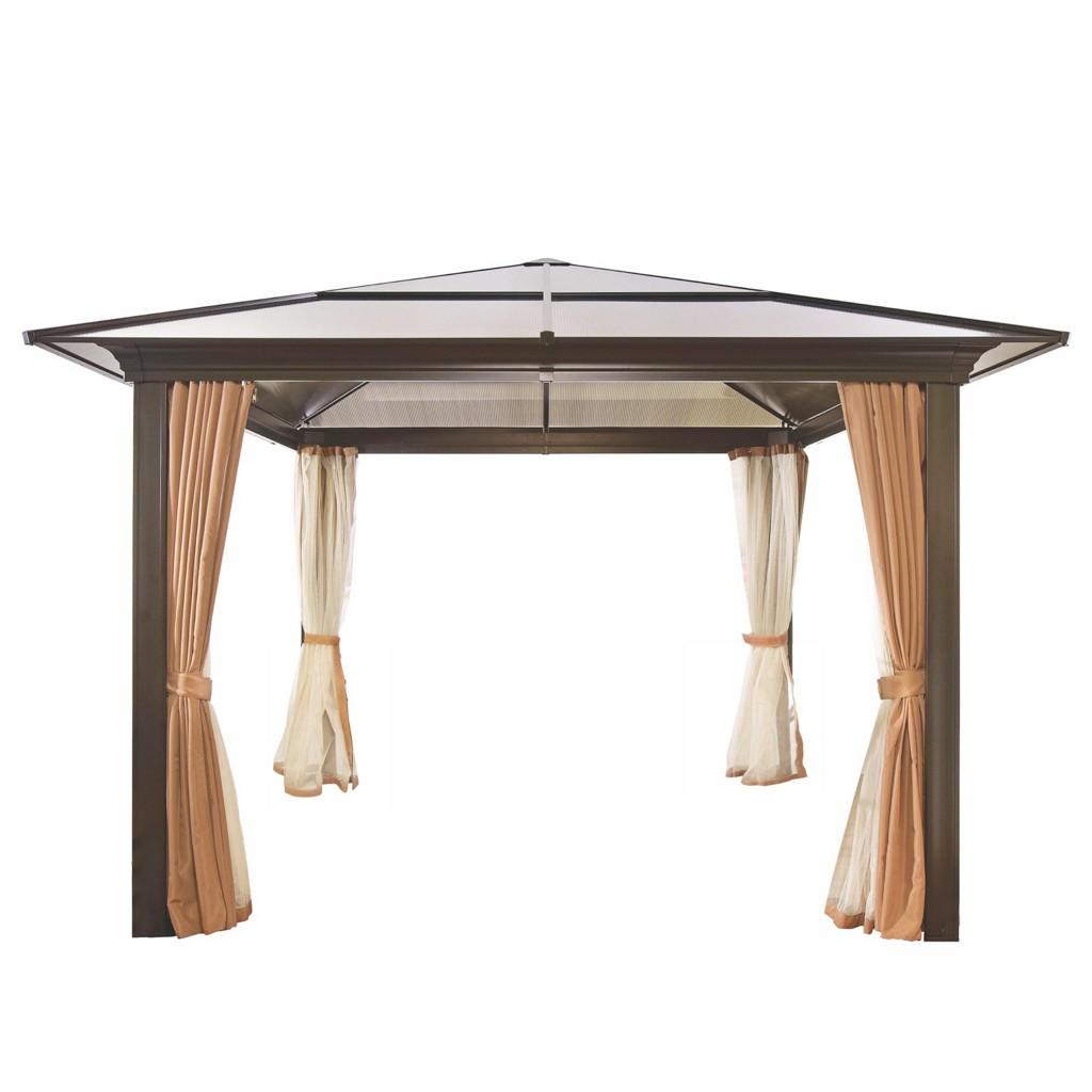 pavillon aus metall preisvergleich die besten angebote. Black Bedroom Furniture Sets. Home Design Ideas