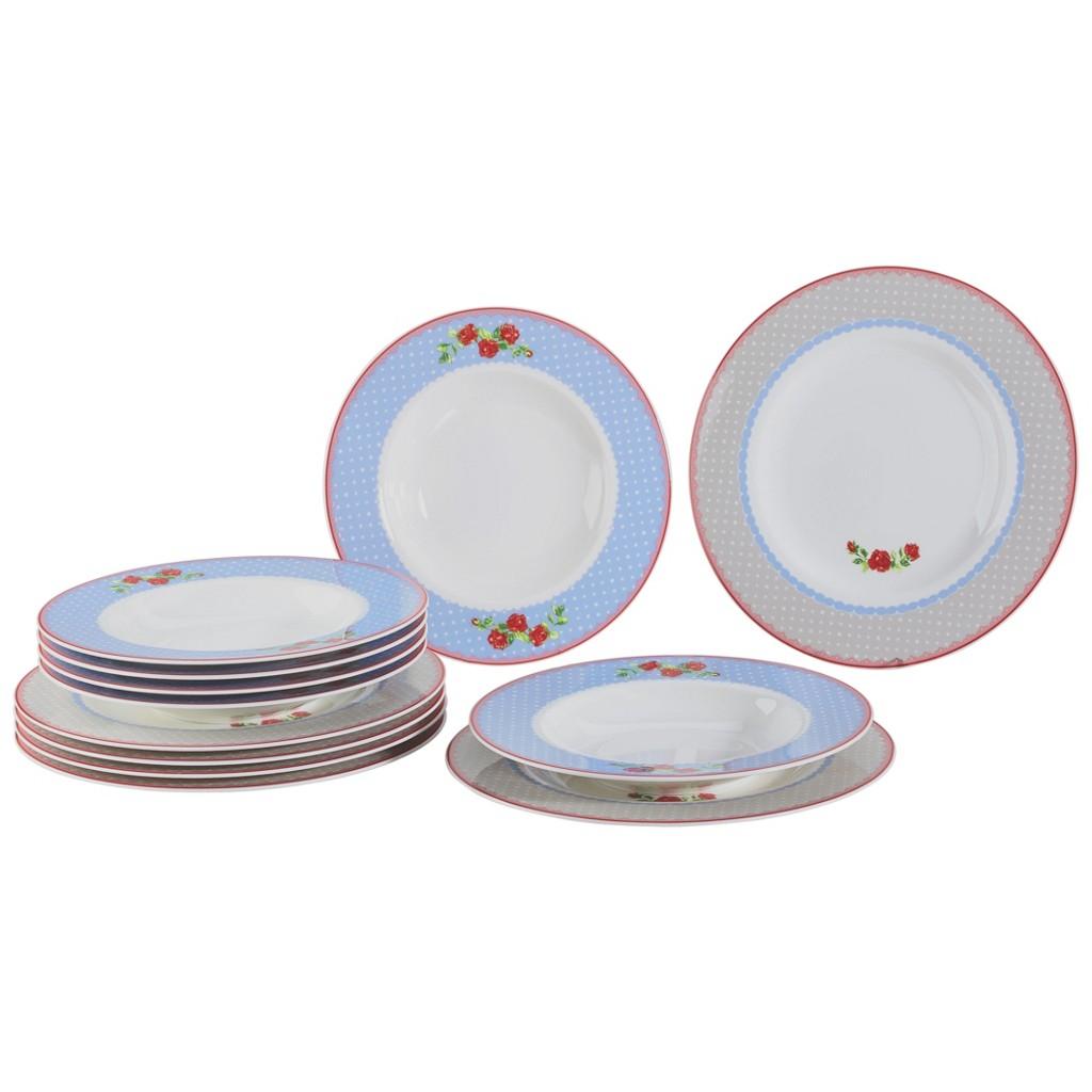 bone china tafelservice preisvergleich die besten angebote online kaufen. Black Bedroom Furniture Sets. Home Design Ideas