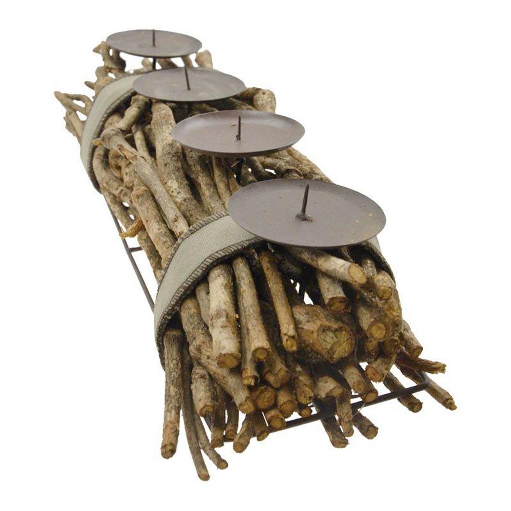 Kerzenhalter adventskranz metall preisvergleich die for Design versandhaus