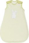 BABYSCHLAFSACK - Limette/Weiß, Textil (68/74) - MY BABY LOU