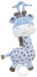 SPIELUHR - Blau/Weiß, Textil (21cm) - MY BABY LOU