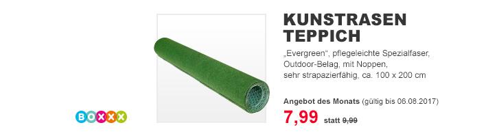 Kunstrasen-Teppich