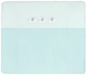 WICKELAUFLAGE - Mintgrün, Basics, Textil (75/85cm) - MY BABY LOU
