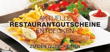 Aktuelle Restaurantgutscheine