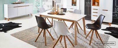 Schön Stimmig Ergänzt Wird Der Nordic Look Beispielsweise Durch Pastellfarbene  Tischdecken, Hohe Vasen Oder Kupferfarbene Teelichthalter.