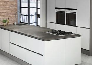 so wird aus der arbeitsplatte der stilvolle mittelpunkt jeder küche - Keramik Küche