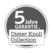 dieter knoll collection 5 jahre garantie siegel