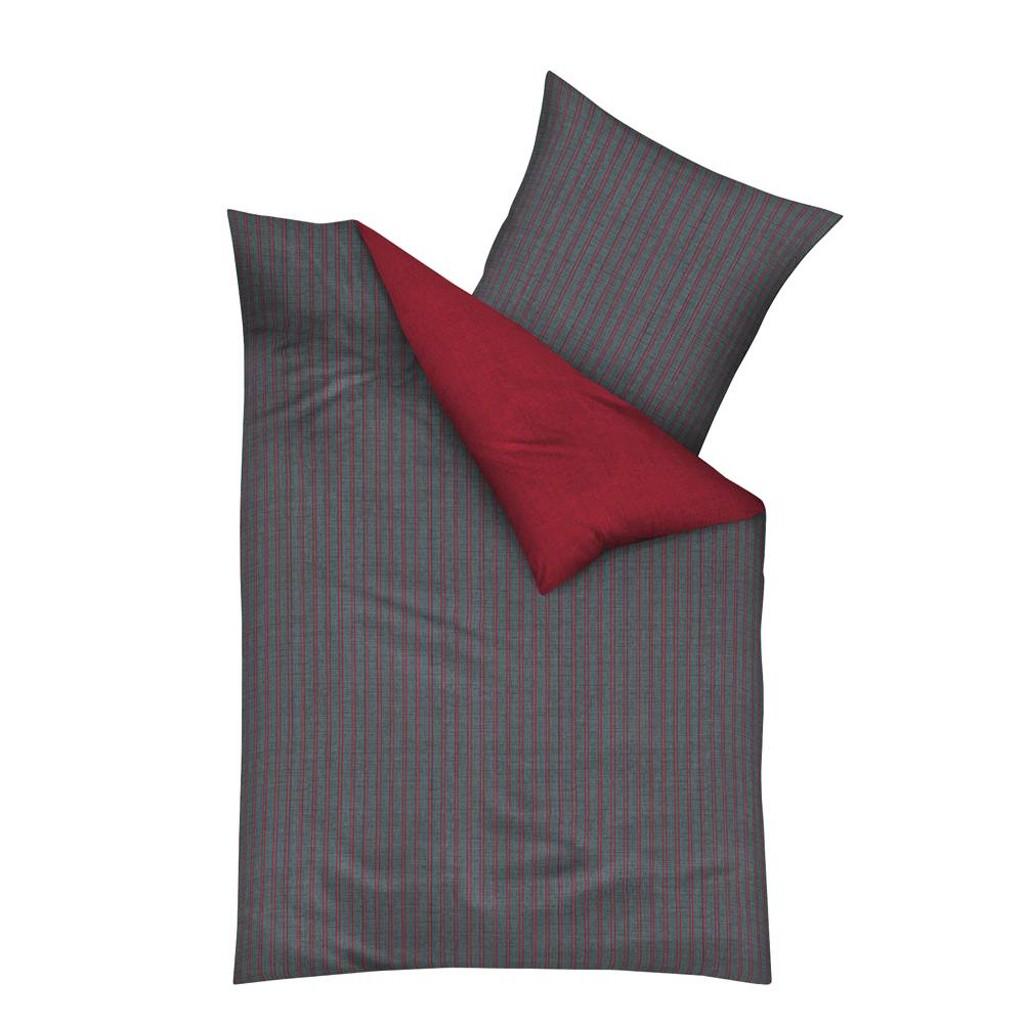 bettw sche baumwolle rot wei preisvergleich die besten. Black Bedroom Furniture Sets. Home Design Ideas