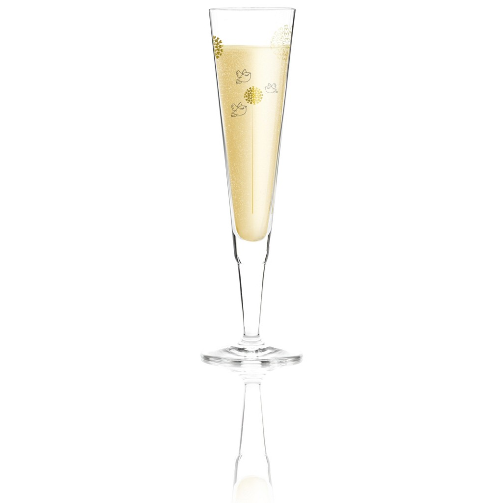 CHAMPAGNERGLAS 200 ml Champus