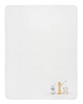 SCHMUSEDECKE 75/100 cm - Gelb/Creme, Textil (75/100cm) - MY BABY LOU
