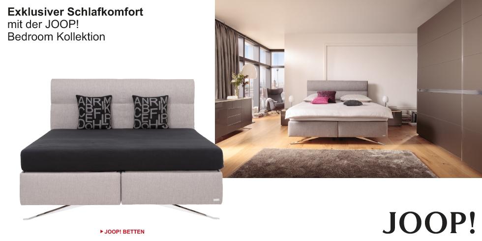 joop boxspringbett modern. Black Bedroom Furniture Sets. Home Design Ideas