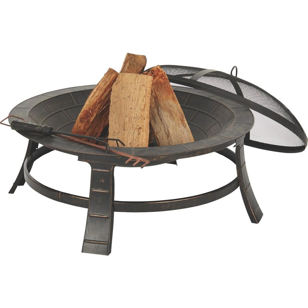garten feuerstelle grill preisvergleich die besten angebote online kaufen. Black Bedroom Furniture Sets. Home Design Ideas