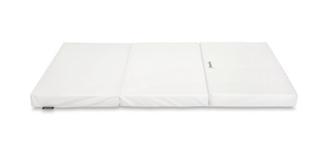REISEBETTMATRATZE - Weiß, Textil (60/120/6cm) - MY BABY LOU