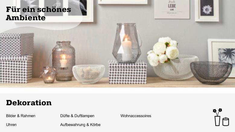 Dekoration - Jetzt Shoppen! | Mömax Dekorationen Fur Wohnwande