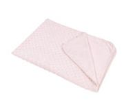 SCHMUSEDECKE 75/100 cm - Rosa, Textil (75/100cm) - MY BABY LOU