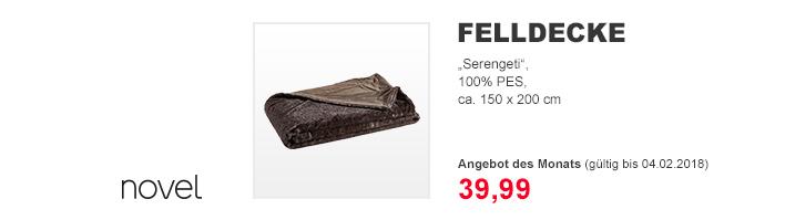 Felldecke
