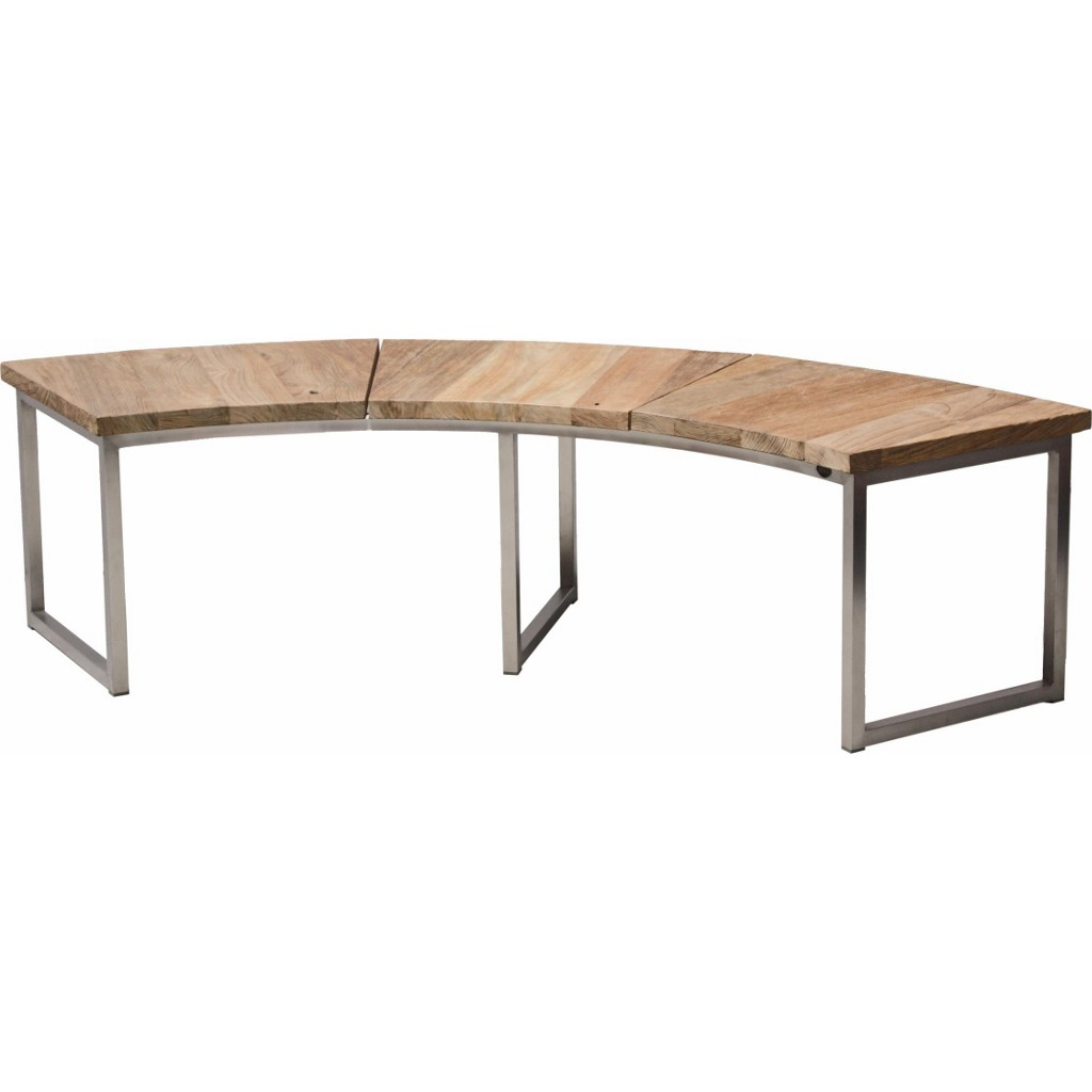 gartenbank metall edelstahl 012028 eine. Black Bedroom Furniture Sets. Home Design Ideas