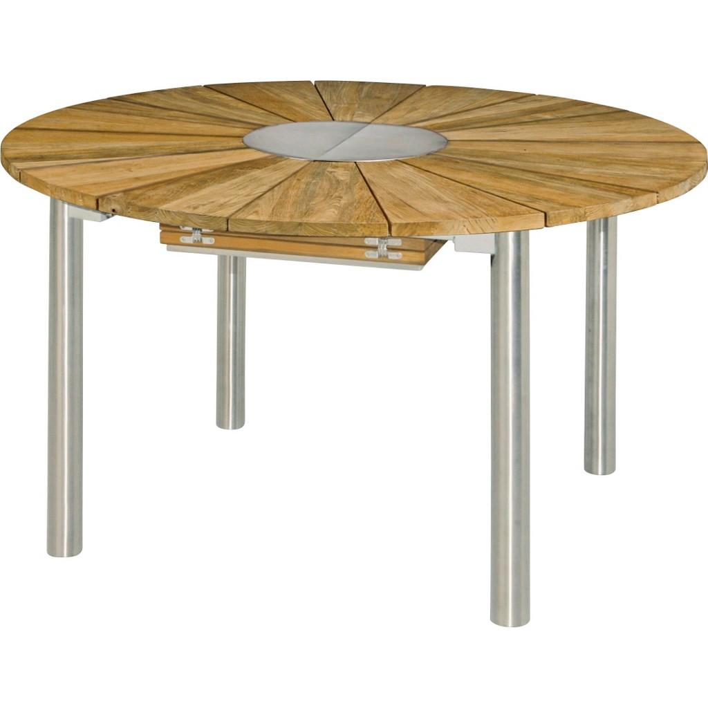 teakholz tisch alu preisvergleich die besten angebote. Black Bedroom Furniture Sets. Home Design Ideas