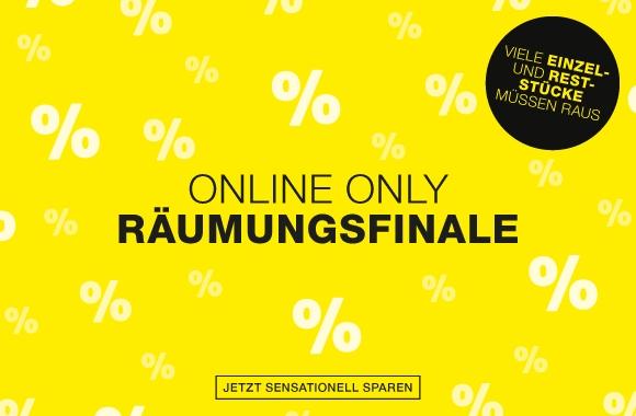 Raeumungsverkauf Online Only