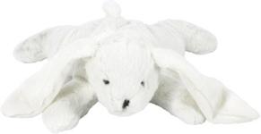 PLÜSCHTIER Hase Schmuser - Weiß, Textil (26cm) - MY BABY LOU