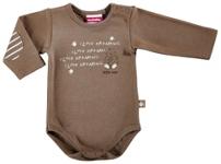 BABYBODY - Braun, Textil (62) - MY BABY LOU
