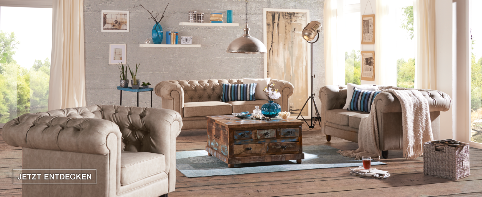 Xxxl Möbelhäuser - Ihr Einrichtungshaus Industrial Look Wohnzimmer