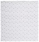 SCHMUSEDECKE 95/95 cm - Weiß/Grau, Textil (95/95cm) - MY BABY LOU