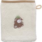 WASCHHANDSCHUH DIEGO - Creme, Textil (16/20cm) - MY BABY LOU