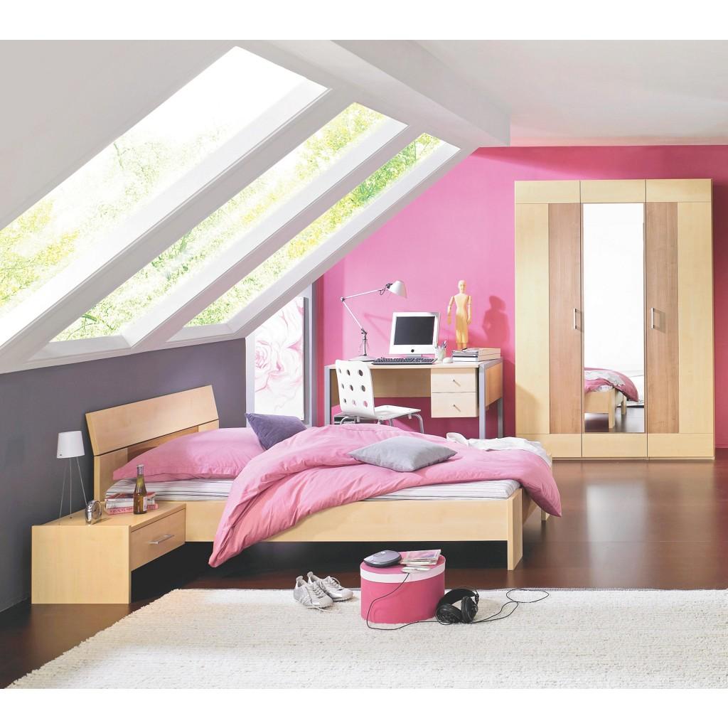 Jugendzimmer Ahorn/weiß Preisvergleich • Die besten Angebote ...