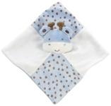 SCHMUSETUCH - Blau/Weiß, Textil (20,5/20,5cm) - MY BABY LOU