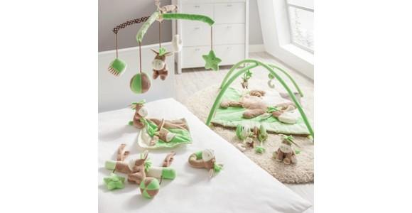 SPIRALE Diego - Grün, Textil (20cm) - MY BABY LOU