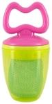 FRUCHTSAUGER 6 Monat(en) - Pink/Gelb, Kunststoff/Textil (5,5cm) - MY BABY LOU