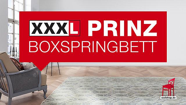 Boxspringbett Prinz Klassik Online Kaufen Xxxlshop