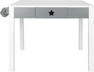 KINDERTISCH STAR - Weiß/Grau, Holz/Holzwerkstoff (60/67/48cm) - MY BABY LOU