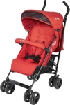 BUGGY MADRID - Rot/Schwarz, Textil/Metall (80,5/47,5/106,5cm) - MY BABY LOU