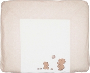 WICKELAUFLAGE - Beige, Textil (85/75cm) - MY BABY LOU