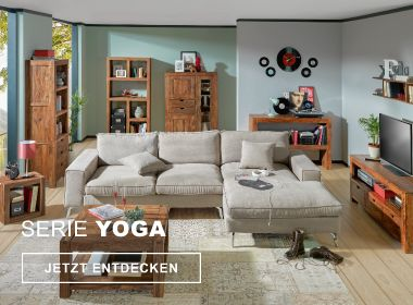 Jetzt Möbelserie Yoga Wohnzimmer Entdecken