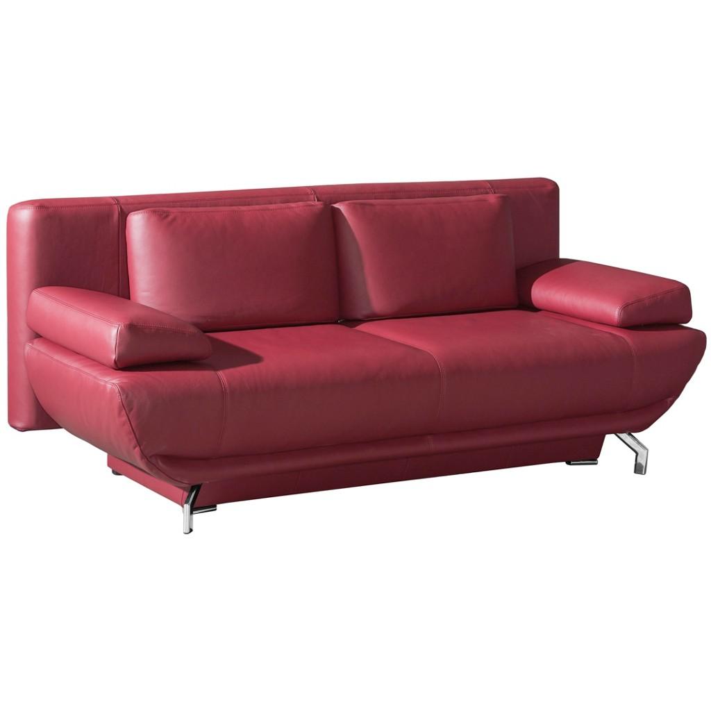 schlafsofa leder weiss preisvergleich die besten. Black Bedroom Furniture Sets. Home Design Ideas