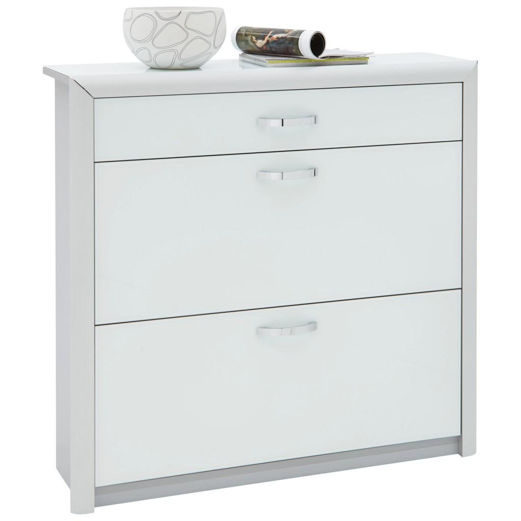 schuhschrank holz wei preisvergleich die besten. Black Bedroom Furniture Sets. Home Design Ideas